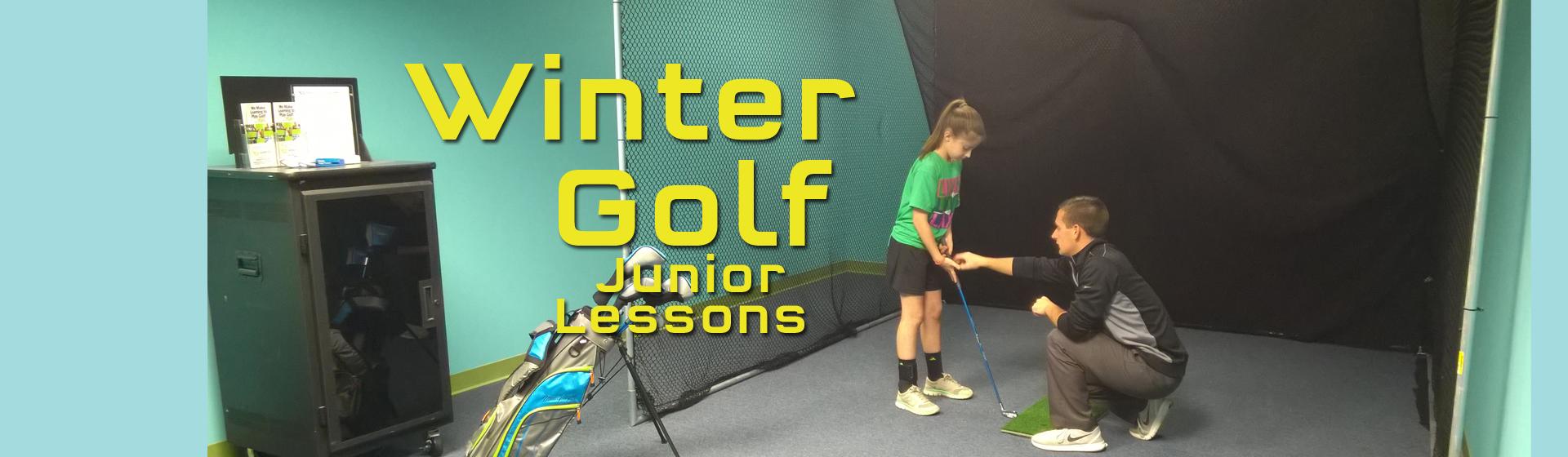 Junior Golf Lessons | Genesis Golf
